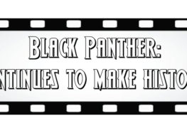 Black Panther continues to make history