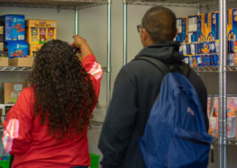 Cuesta food pantry combats student hunger
